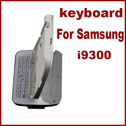 Direct Marketing Bluetooth Keyboard For Samsung i9300 select White and black(China (Mainland))