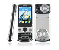 Russian Q9 TV Quad Band Dual Cards Cameras Analog TV 2.4 inch super big speaker phone(Can choose RussianKeyboard)