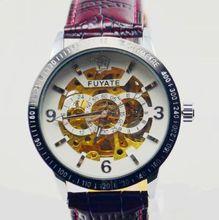 Fuyate reloj mecánico completamente automático reloj para hombre j160 chicos moda para hombre
