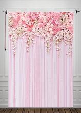 HUAYI Vintage Printed Background Art Fabric Newborn Backdrop Studio/Photography Props Wedding Flower D9354(China (Mainland))