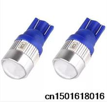 High Power T10 W5W 6 LED 5630 highlight automotive lamps with lens width lamp(China (Mainland))