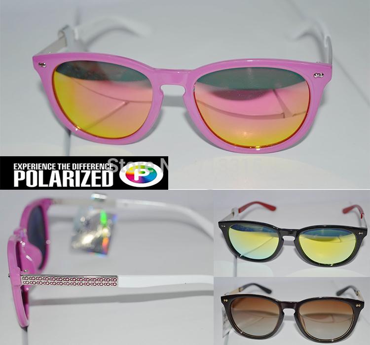 2015 New Colorful fashion alloy legs sun glasses polarized polaroid polarised golf fishing ski UV 400 men women sunglasses(China (Mainland))