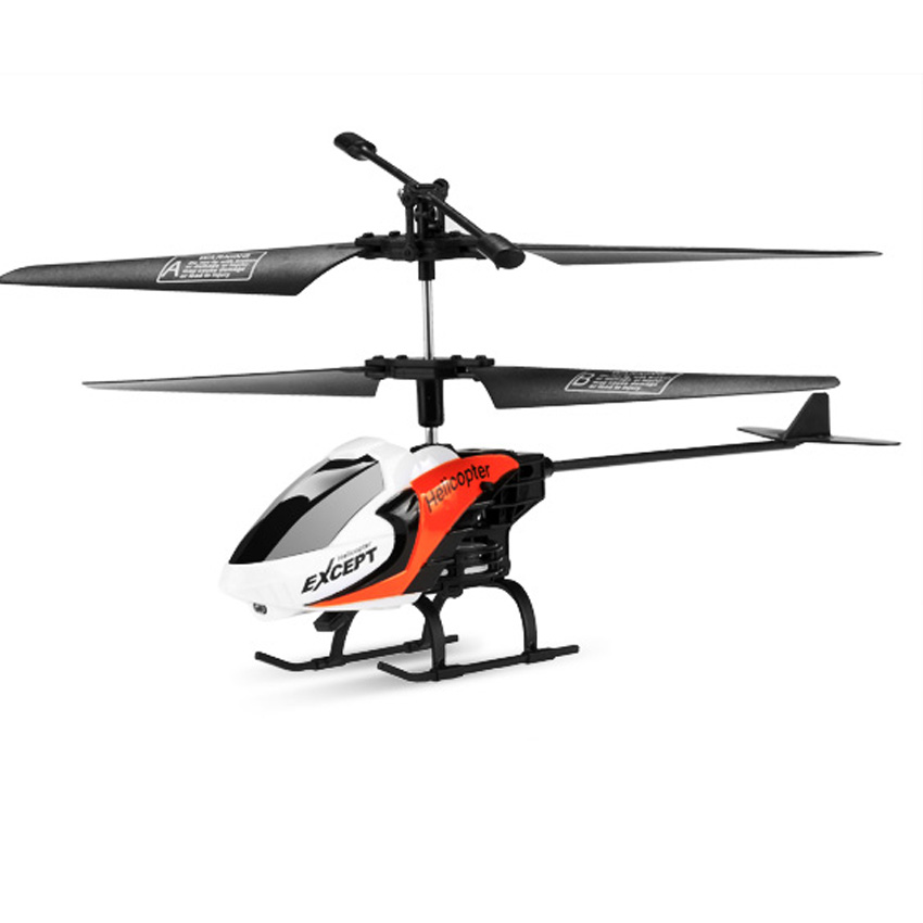 Kids Boy Toy Gift Mini Nano RC Helicopter Drone 2 Channel Infrared Radio Remote Control Gyro for Children Christmas Gift RTF(China (Mainland))