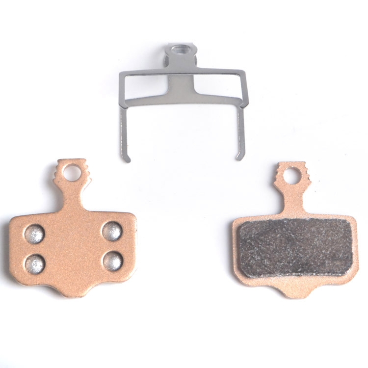 MIXIM DS44 Cycling Metal Brake Lining Shoe Disc Brake Pads For AVID Elixir E1/ E3 /E5 /E7/ ER/ CR Disc Brake Free Shipping(China (Mainland))