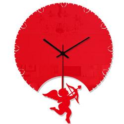 Reloj Pared Rushed New Clocks One Hundred 2015 Single Simple Personality of Watch Love Striker European Clock Eae2701 Custom(China (Mainland))