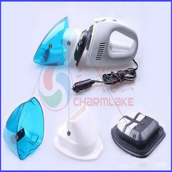 Free Shipping 60W Mini Car Cleaner 12V High-Power Portable Handheld Car Vacuum Cleaner