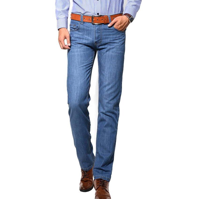 Men Autumn Winter Jeans Causual Pants Pockets Warm Modern Straight Full length Clothes Brand Slim Solid  Popular Tops Hot JeansОдежда и ак�е��уары<br><br><br>Aliexpress