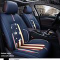 High Quality Special Leather Car Seat Cover For peugeot All Models 205 307 206 308 407