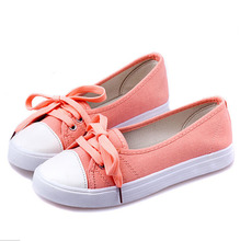New 2014 fashion high quality canvas women flats shoes women flats and women's spring summer autumn shoes women casual shoes