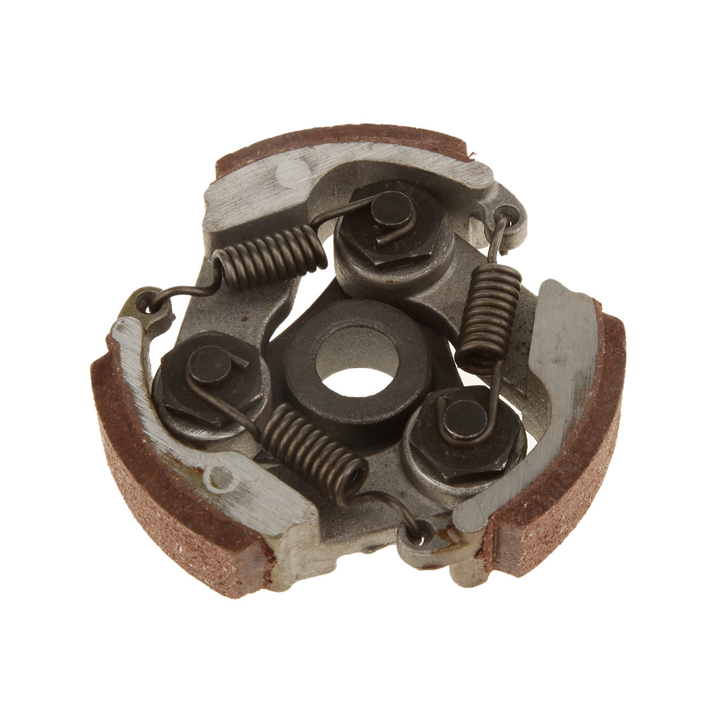 Iron Engine Clutch Plate Dia 75mm 3 Clutch Springs for 2 Stroke 43cc/47cc/49cc For Mini Dirt Bike/Pocket Bike/ATV etc