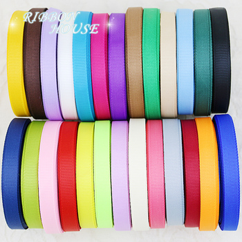 "(10 meters/lot) 3/8"" (10mm) Grosgrain Ribbon Wholesale gift wrap decoration Christmas ribbons"