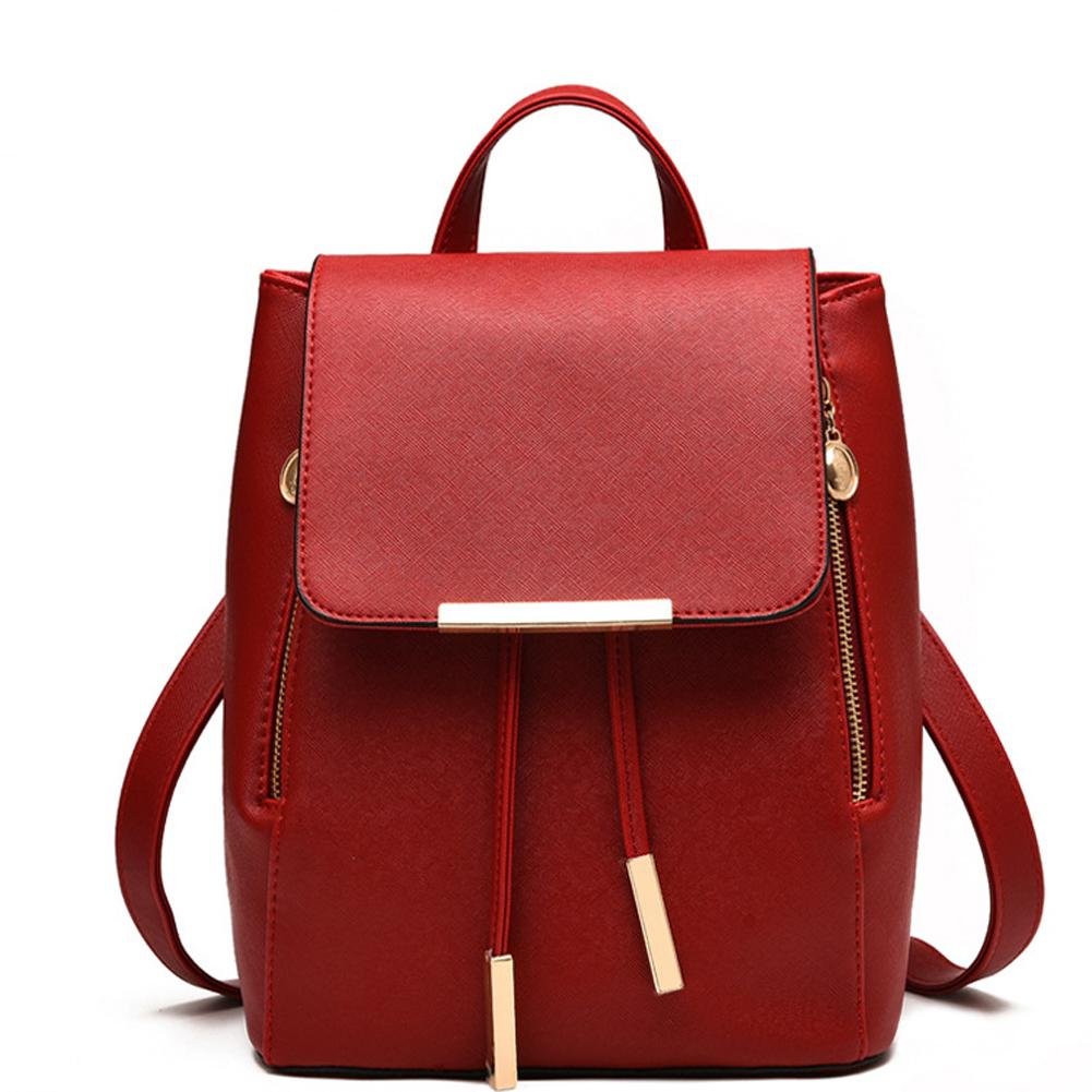 2016 Backpack Bag New Female Student school bags fashion leisure backpacks(China (Mainland))