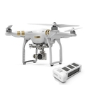 DJI Phantom 3 Professional Version With 4K Camera RC Quadcopter RTF(with Extra Battery) in stock!