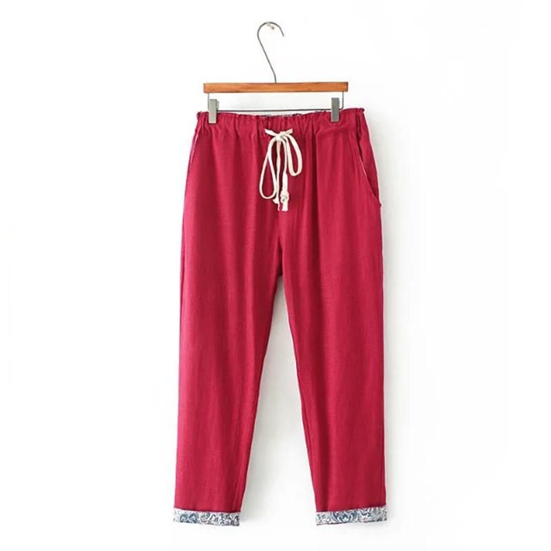 femmes d 39 t pantalon promotion achetez des femmes d 39 t pantalon promotionnels sur aliexpress. Black Bedroom Furniture Sets. Home Design Ideas