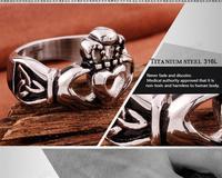R014 продать аксессуары моды панк-рок ковбой Винтаж хром ювелирные титана стали Корона сердце партии кольца для мужчин
