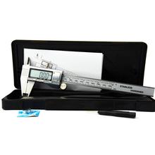 """0-150mm/6"""" Metal casing Digital CALIPER VERNIER caliper metal digital caliper GAUGE MICROMETER(China (Mainland))"""