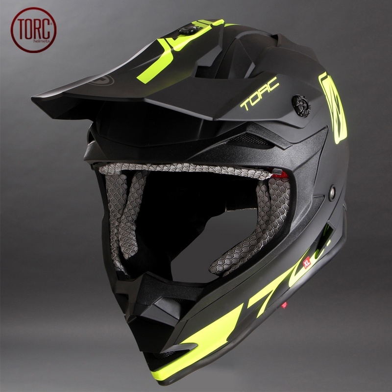free shipping 2016 TORC Helmet adult casque casco capacetes motorcycle helmet off road racing cross motocross helmets, ECE(China (Mainland))