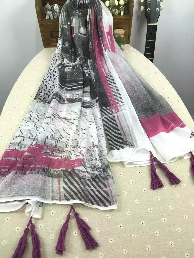 2015 letter scarf silk scarf ultralarge car cape 100*180cm(China (Mainland))