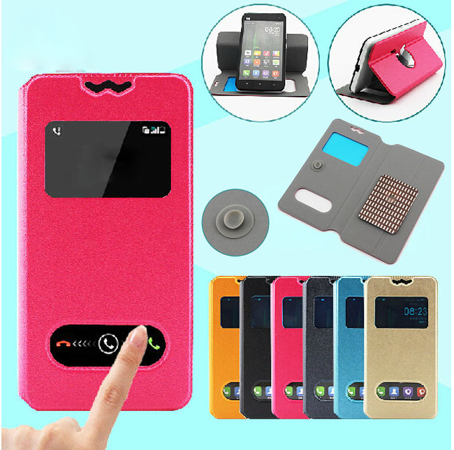Wholesale + Retail Flip Pu Leather Phone Case for Star N9330 Phone Cases Free Shipping(China (Mainland))