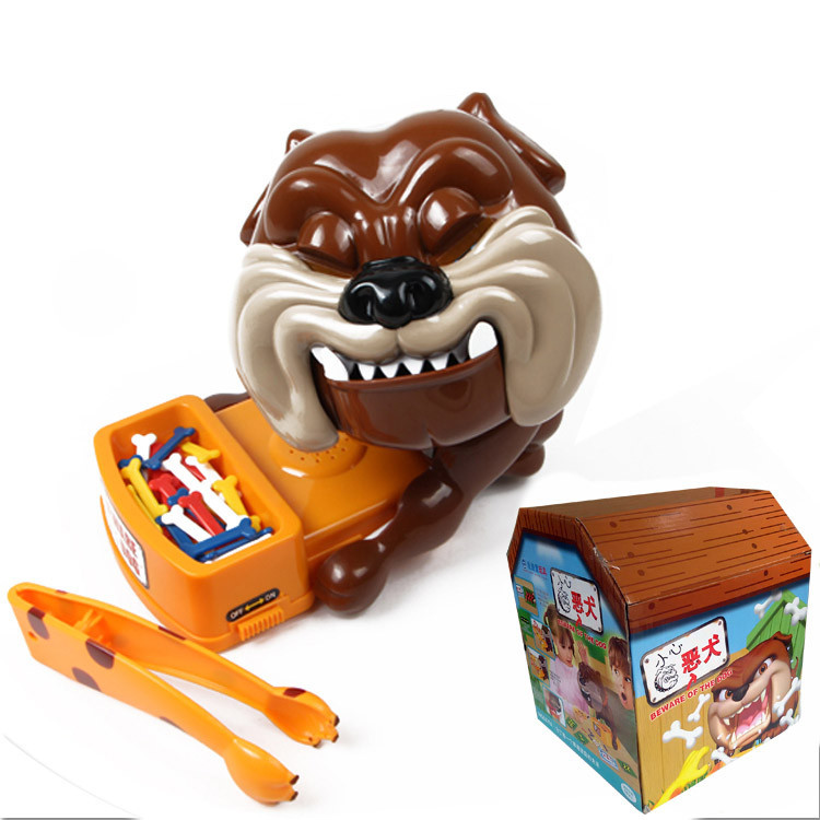 2016 Newest Novelty Funny Toys Don't Wake The Dog Board Games Toy Beware Of The Dog Toys For Children Table Game. GH036(China (Mainland))