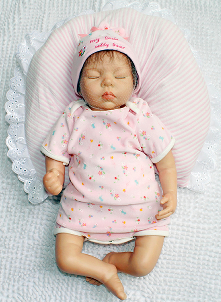 2015 new fashion 22 american girl princess doll realistic reborn baby toys collectible