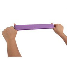 WSFS Hot New Purple Practical Resistance Workout Exercise Bands Loop 12″ Wrist/Ankle