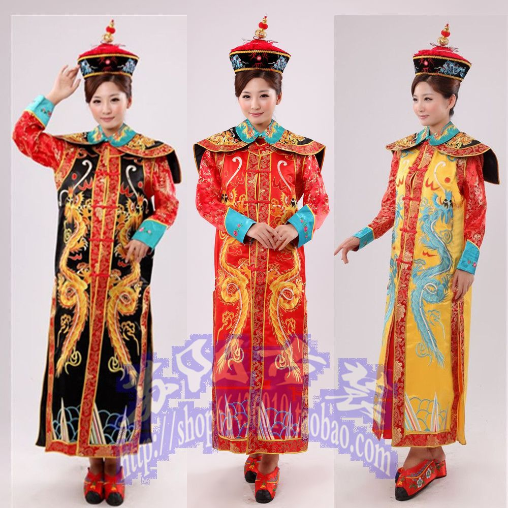Dynasty Clothing Clothing The Qing Dynasty