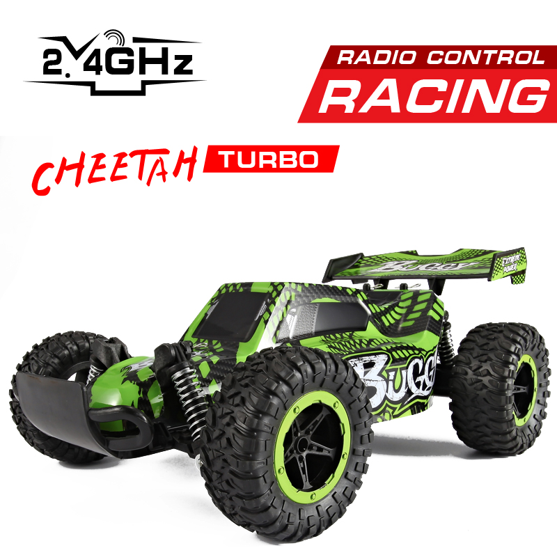 High Speed SUV CAR 2.4G Big RC Car 4CH Hummer Toy Car Motors Drive Off-Road Vehicle Model Toy For Children Free Shipping!!!(China (Mainland))
