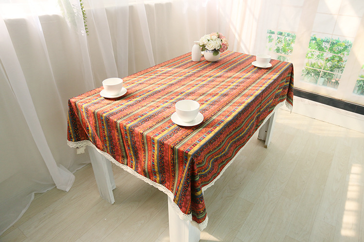 tablecloths ethnic style tea table cloth lace coffee table cloth
