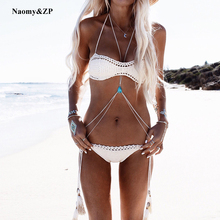 Buy Naomy&ZP Boho Style Beach Sexy Bikini Body Jewelry Necklace Women 2017 Chain Long Statement Multilayer Pendant Necklace Fashion for $1.76 in AliExpress store