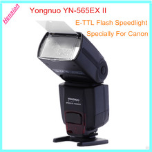 Buy Yongnuo YN-565EX II YN565EX ETTL E-TTL Flash Speedlight Canon 550D 600D 1000D Nikon D7000 D5100 D5000 D3100 D3000 D700 for $106.65 in AliExpress store