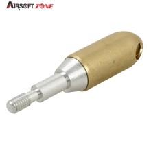 12PCS lot Original Color Arrowhead Flecha Copper and Iron Arrows Estilingue Chasse for Compound Recurve Bow