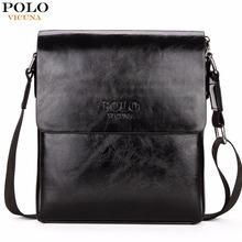 Buy VICUNA POLO High Waxy PU Leather Mens Messenger Bags Famous Brand Casual Business Man Bag Men Shoulder Bag Crossbody Bag for $8.66 in AliExpress store