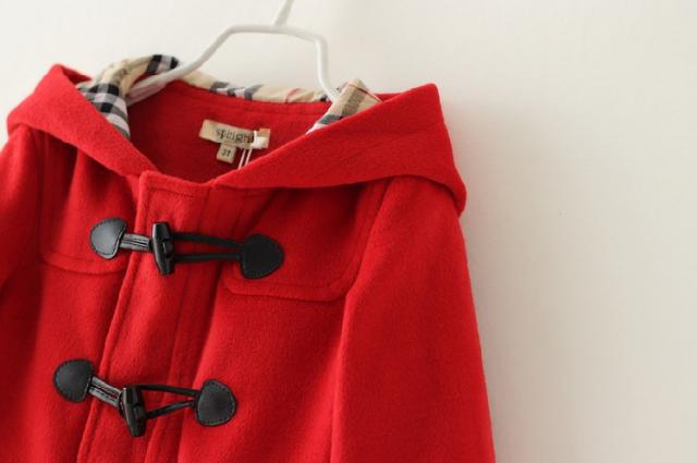 Childrens Duffle Coat