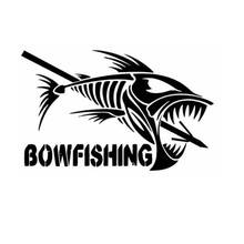 Fishing Sticker Name Fear Fish Decal Angling Hooks Tackle Shop Posters Vinyl Wall Decals Hunter Decor Mural Sticker(China (Mainland))