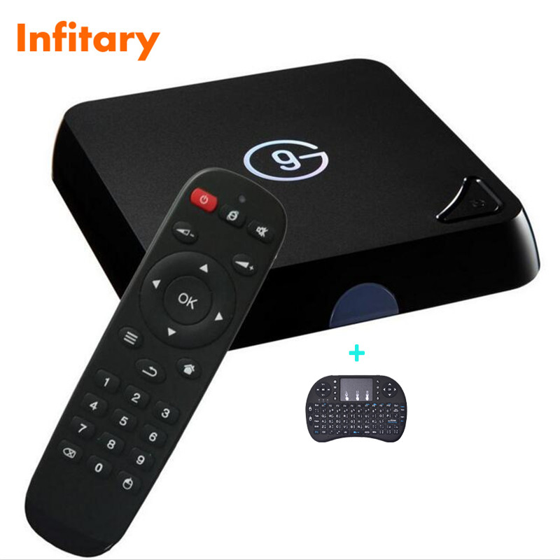 G9 RK3229 Quad Cortex-A7 Android 4.4 Skype tv ram1gb/8gb HDMI 2.0 KODI XBMC Miracast DLNA Media Player+i8 Wrieless usb beyboard(China (Mainland))