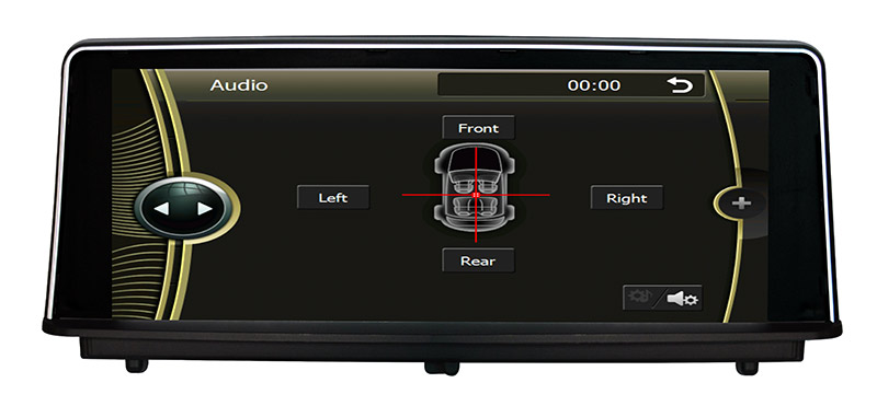 8.8''car Reversing Track function for BMW 1 F20 bmw 2 F22 dvd GPS car Multimedia Radio Bluetooth Phonebook USB Touch Screen(China (Mainland))