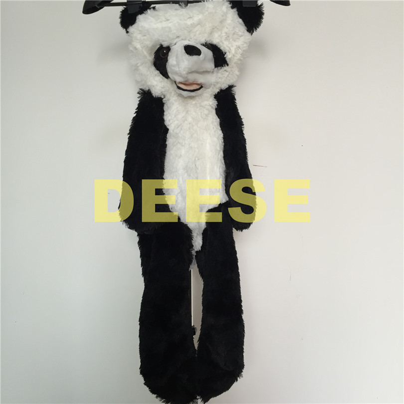 Factory price 90cm China Panda Bear Skin Giant Luxury Plush Extra Large Teddy Bear cost(China (Mainland))