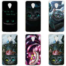 Buy 13GH Alice In Wonderland Series Cheshire Cat Cover Case for Meizu M2 M3 M3S M3 Mini M3S Mini M3 note M5 M5note U10 U20 for $1.24 in AliExpress store