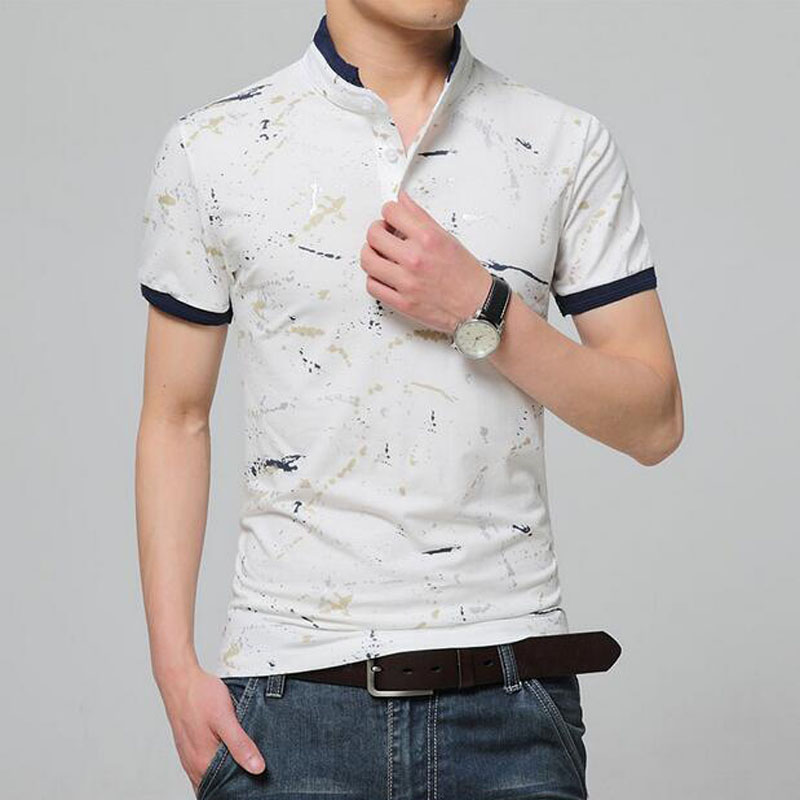 Brand Clothing Polo Shirt Solid Casual Polo Homme For Men Tee Shirt Tops High Quality Cotton Slim Fit 102TCG Accpet Custom(China (Mainland))