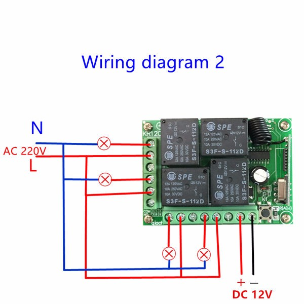 Wiring diagram 2-600