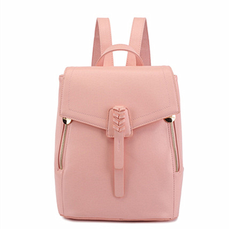 New Designer High Quality Pu Leather Women Backpack Fashion ...