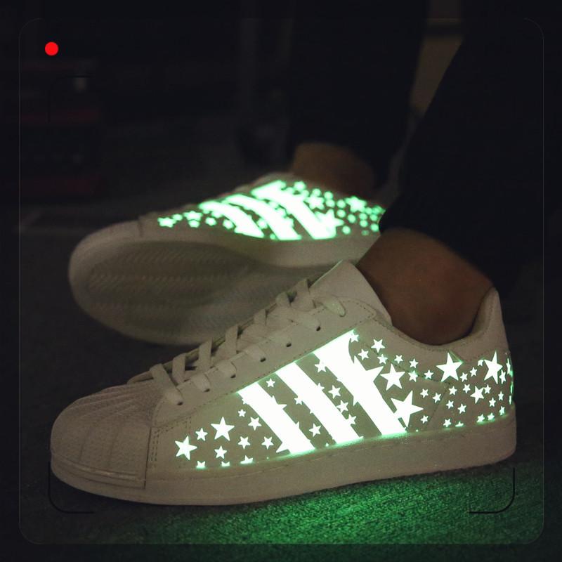 adidas superstar led
