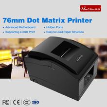 76mm Dot Matrix Impressora Térmica para Pos Terminal(China (Mainland))