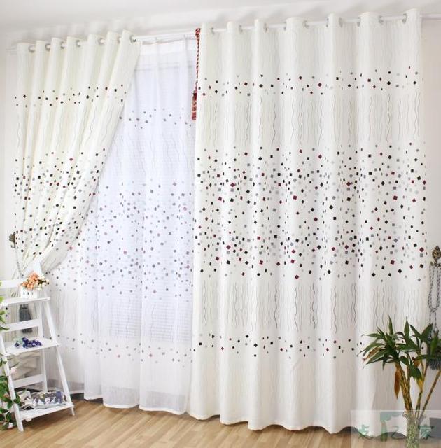 rideau pour salon moderne rideaux salon tendance fiche. Black Bedroom Furniture Sets. Home Design Ideas