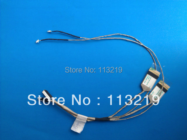Free Shipping  lcd cable  for Hp ProBook 4410S 4411 4410  P/N:6017b0213701