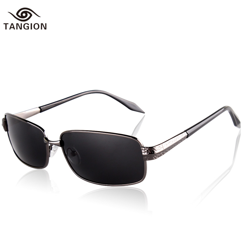 2015 New Polarized Sunglasses Men Brand Designer Vintage Sun Polarizing Glasses Sunglass Oculos De Sol Masculino Eyewear 8958(China (Mainland))