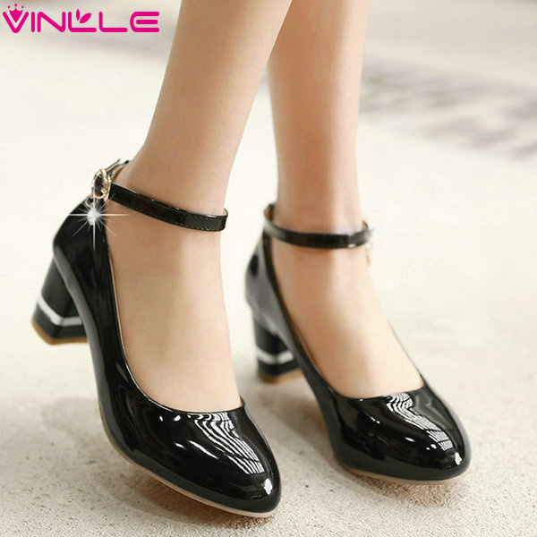 Ladies Low Heel Dress Shoes
