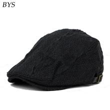 Unisex Spring & Summer Newsboy Cap New Classic Breathable Outdoor Linen Beanies Hat Adjustable Visor Cap(China (Mainland))
