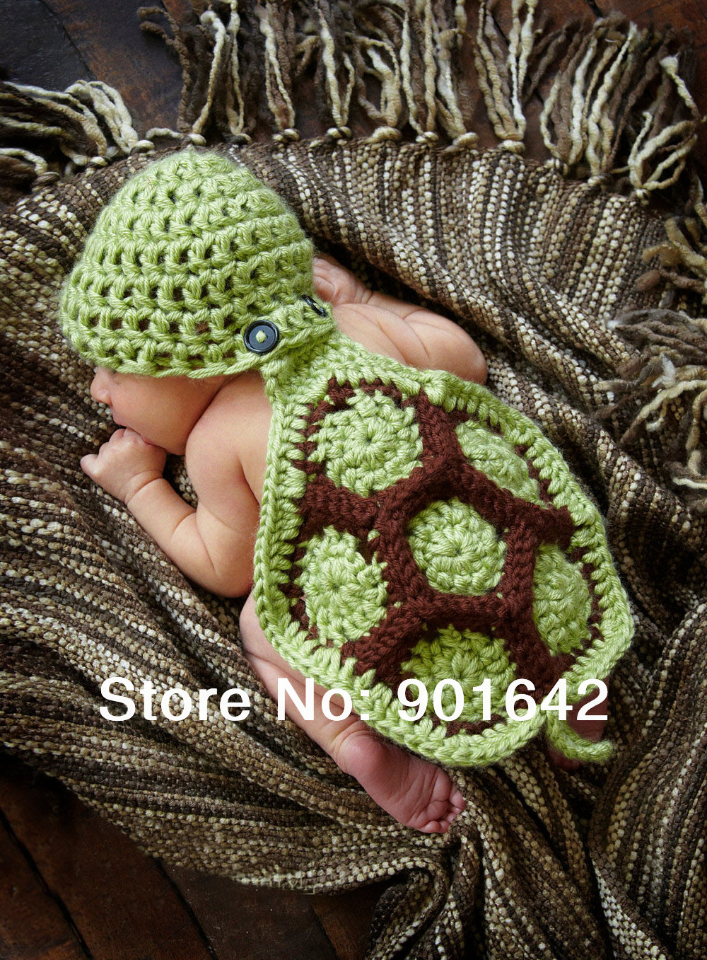 Free Crochet Pattern Turtle Photo Prop : Aliexpress.com : Buy Newborn 1 Set Retail Cuddle Critter ...